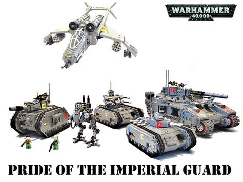 lada chimera pride of the imperial guard warhammer 40k lego and legos