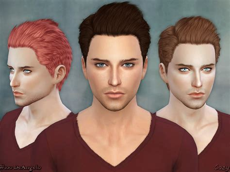 sims 4 male hairstyles cazy s deangelo conversion hairstyle