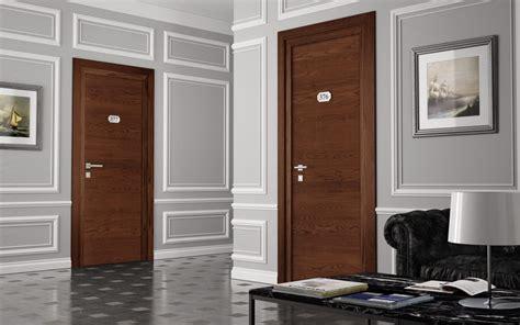 porte rei in legno porte tagliafuoco collezione rei per alberghi e spazi