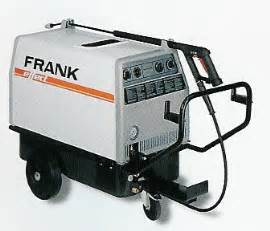 franky machine ace cleaning equipment pressure washers