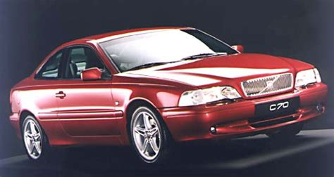 1997 volvo c70 1997 volvo c70 pictures history value research news