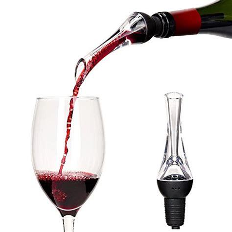 Wine Aerator Spout Pourer awardpedia rabbit wine aerator pourer