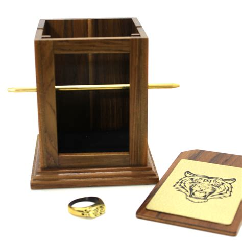 emperor ring cabinet by magic wagon martin s magic