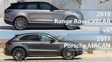 range rover velar vs sport range rover velar vs porsche macan is velar good enough