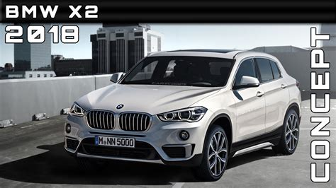 Bmw X2 Price by 2018 Bmw X2 Concept Review Rendered Price Specs Release