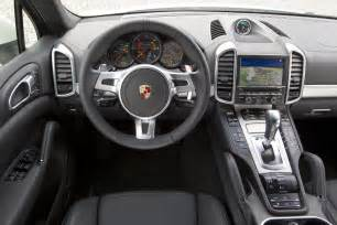 Porsche Cayenne Diesel Interior 2012 Porsche Cayenne Reviews And Rating Motor Trend
