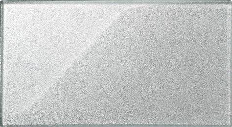 Badezimmer Fliesen Glitzer by Glitzer Silber Fliesen Glas Badezimmer 30cm X 15cm