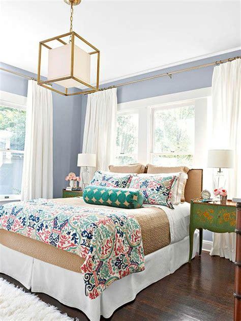 kronleuchter zimmer designer len im modernen schlafzimmer