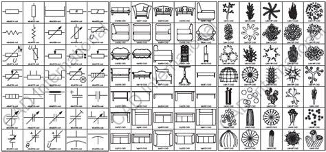 sketchup layout architectural symbols landscaping designs pictures landscape design 2d blocks