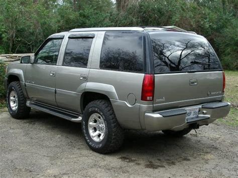 car owners manuals for sale 1999 cadillac escalade parking system jspurl3 1999 cadillac escalade specs photos modification info at cardomain