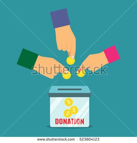 Donate Charity For Free With A Simple Click On Clicknow by Generous Stock Images Royalty Free Images Vectors