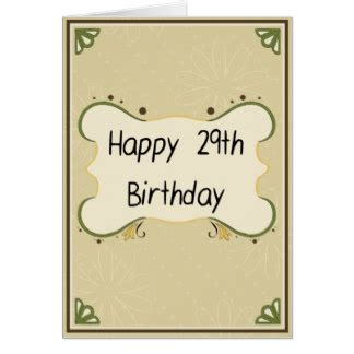 leap year birthday card template 29th birthday cards invitations zazzle co uk