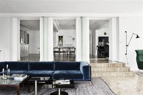 interio divani divani in velluto interior