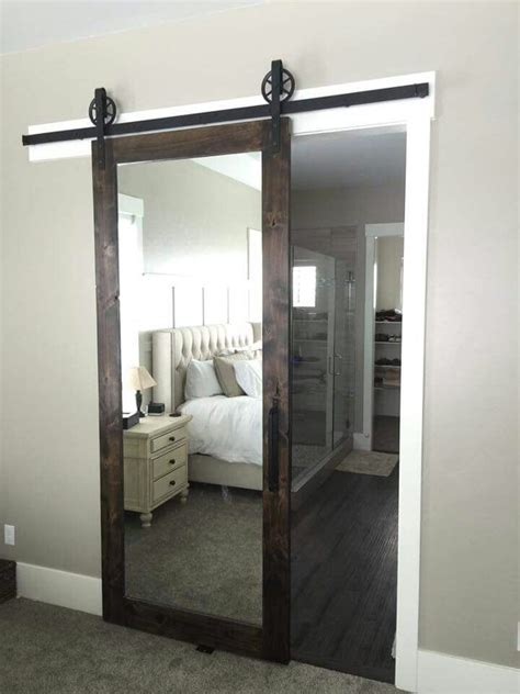 Master Bathroom Barn Door 25 Best Ideas About Bathroom Doors On Sliding