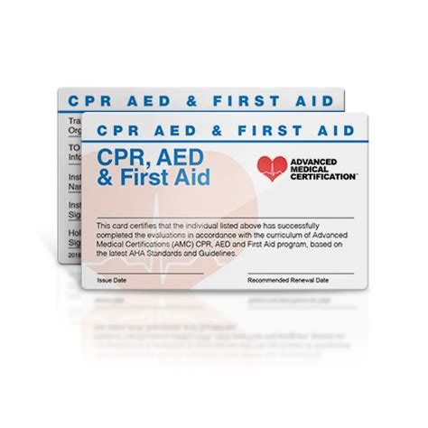 national safety council cpr card template cpr aid and aed and certification nsc