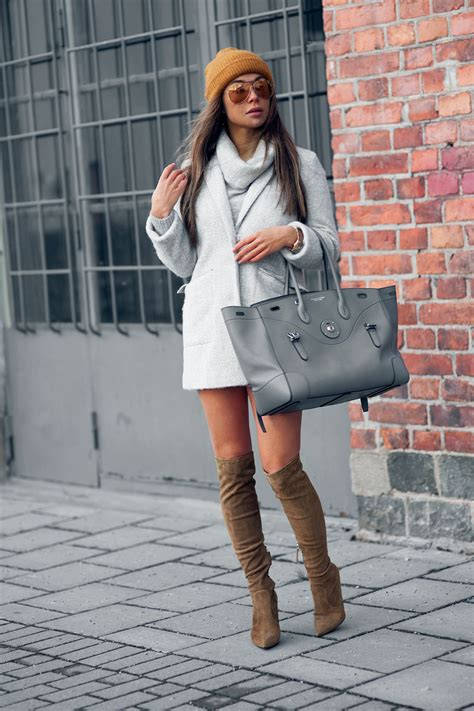 the knee boots trend autumn winter 2014 just the