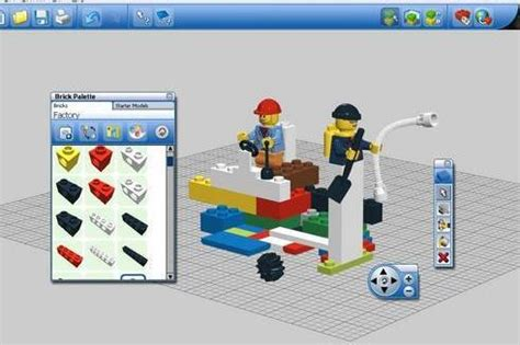 design builder application lego digital designer gizmo s freeware