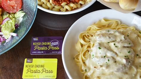 olive garden year pass olive garden to offer year never ending pasta pass promotion for 300 marketwatch