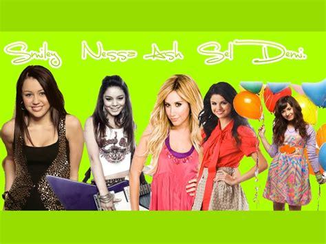 disney channel disney channel girls disney channel girls photo 9869289