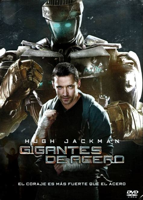 film streaming real steel gigantes de acero real steel movies and series