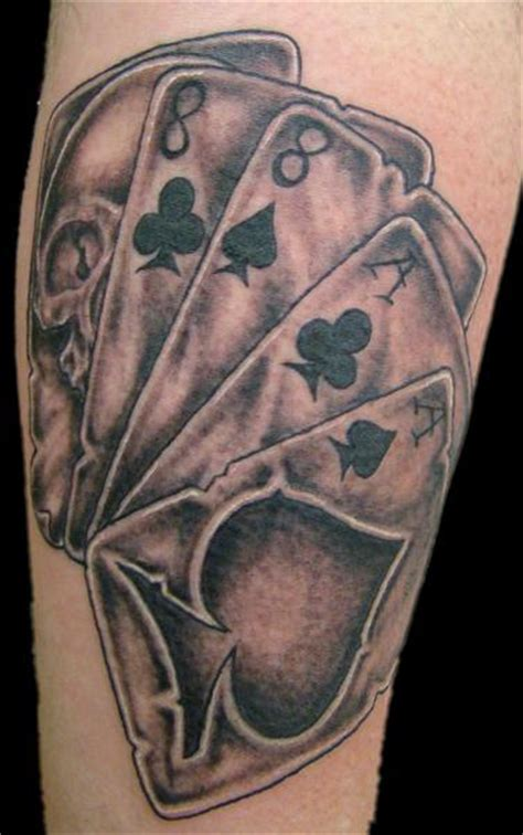 playing cards tattoo designs cards designs photos ideas lifestyles