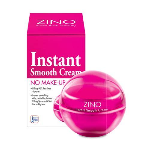 Zino Instant Smooth 20g 无硅的隐形毛孔神器 妆前底霜抚平幼纹 即时零毛孔