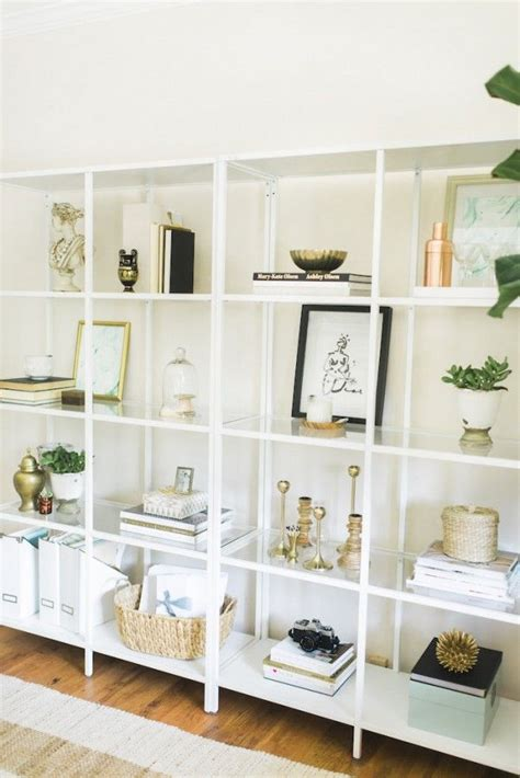 decorate office shelves home office shelving