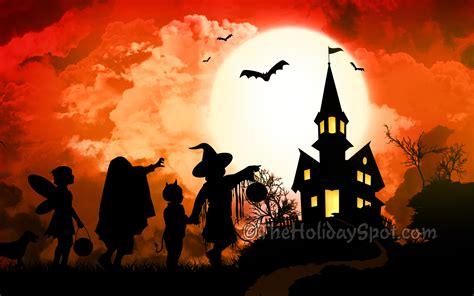 halloween backgrounds haunted