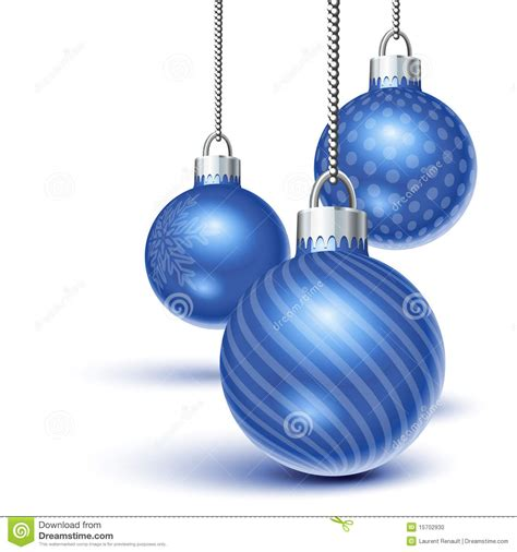 white blue ornaments blue ornaments stock vector image of ornaments