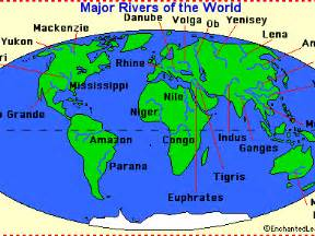 world map with rivers and mountains labeled pdf geography locating rivers of the world activity sheet by stephgrimes86 teaching resources tes