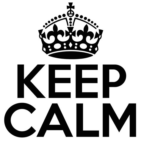 Keeps On by Keep Calm Logo Cliparts Co