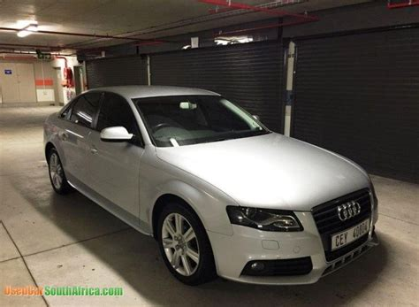 Buy Used Audi A4 by 2010 Audi A4 Used Car For Sale In Midrand Gauteng South