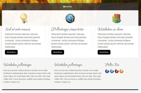 html5 templates free with css and jquery free css template with jquery animated header templates