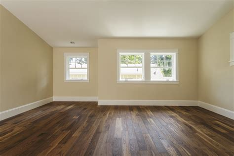 empty bedroom wall ideas it s easy and fast to install plank vinyl flooring
