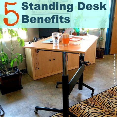 stand up desks health benefits benefits of stand up desk hostgarcia