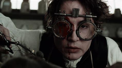 film bagus johnny depp 1999 sleepy hollow set design cinema the red list