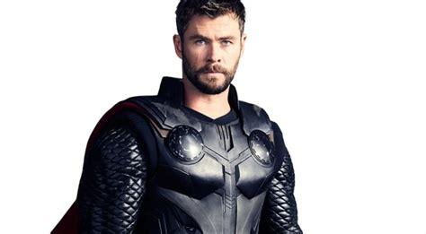 film terbaru thor ini dia style baru thor di film avengers infinity war