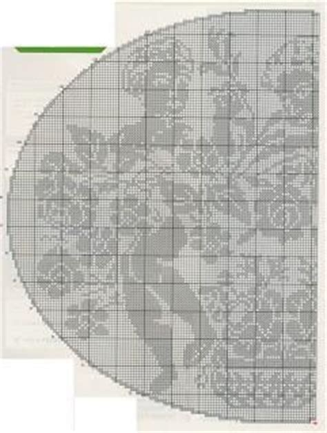 tende di lino con inserti all uncinetto schemi per il filet tenda in lino con inserti a filet