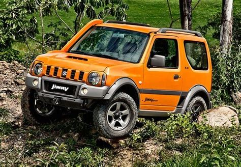 2017 Suzuki Jimny Review And Perfomance 2018 2019 Car