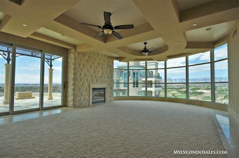 Panorama Towers Las Vegas Floor Plans by One Queensridge Place Las Vegas Condos For Sale