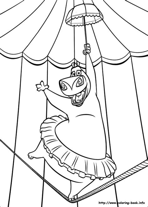 penguins movie coloring pages free coloring pages of king julien madagascar