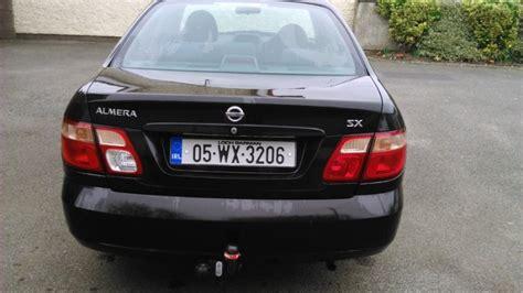 Gamis Almera Black 2005 nissan almera for sale in dublin from benmo101