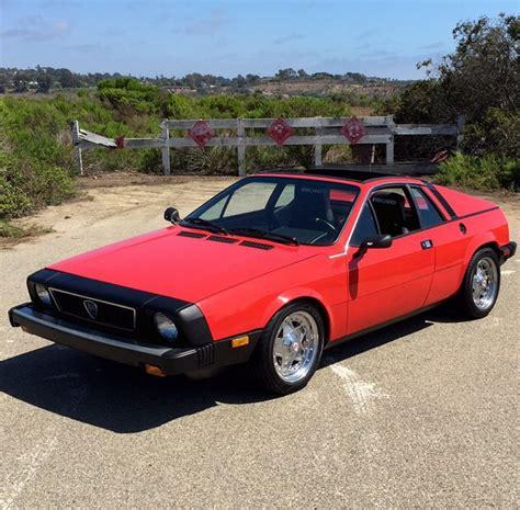 Lancia Sports Car Is The Lancia Beta Scorpion An Underrated Sports Car
