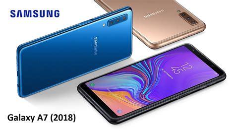 precio camara samsung galaxy precio del samsung galaxy a7 2018 con triple c 225 mara