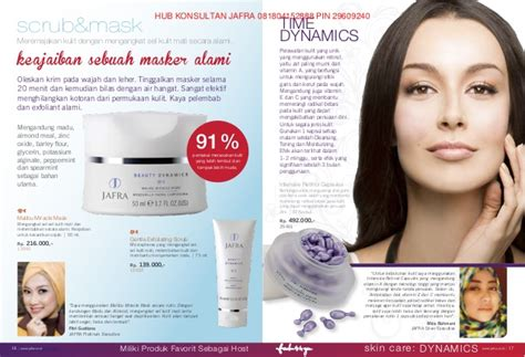 Advanced Dynamics Hydrating Moisture Id 25206 katalog jafra indonesia