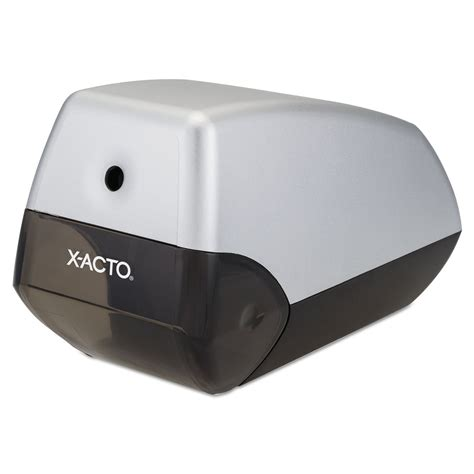 Pencil Sharpener helix office electric pencil sharpener by x acto 174 epi1900