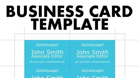 id card template inkscape mencetak kartu bisnis di inkscape jasa cetak dan