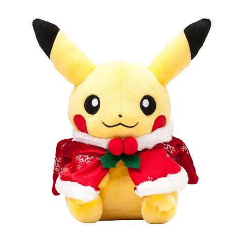 pokemon center christmas illumination 2015 poncho pikachu