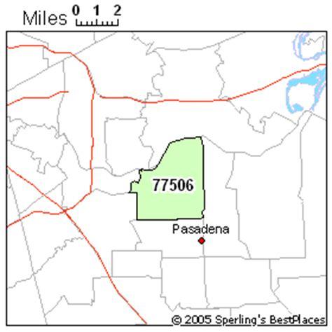 pasadena texas zip code map best place to live in pasadena zip 77506 texas