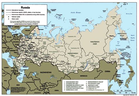 on a map maps of russia and the soviet union